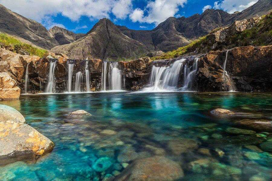Fairy Pools Isle of Skye
